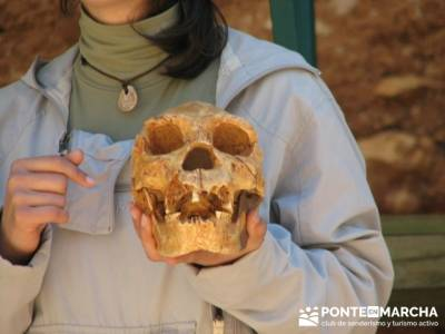 Yacimiento Atapuerca - Atapuerca y Alto Oca; rutas cercedilla; rio jarama